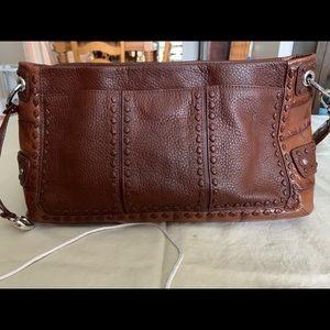Brighton leather purse. Euc.